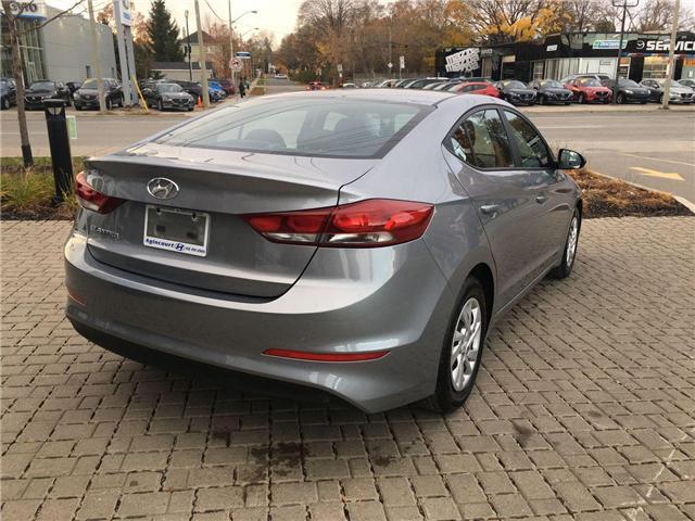 2017 Hyundai Elantra LE (Stk: H4223A) in Toronto - Image 10 of 27