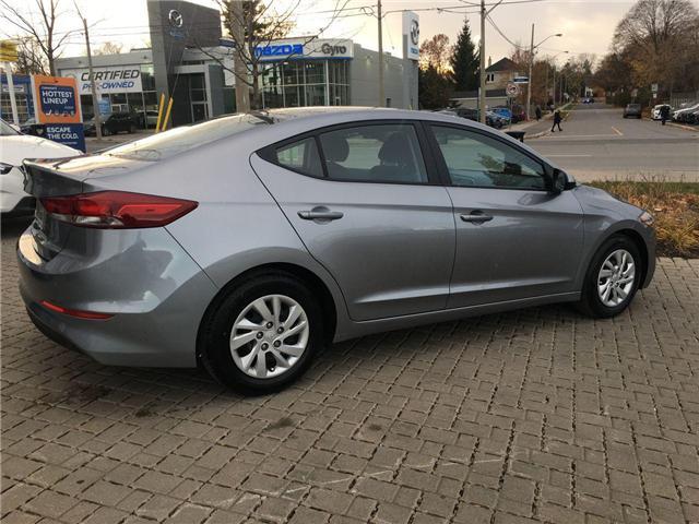 2017 Hyundai Elantra LE (Stk: H4223A) in Toronto - Image 11 of 27