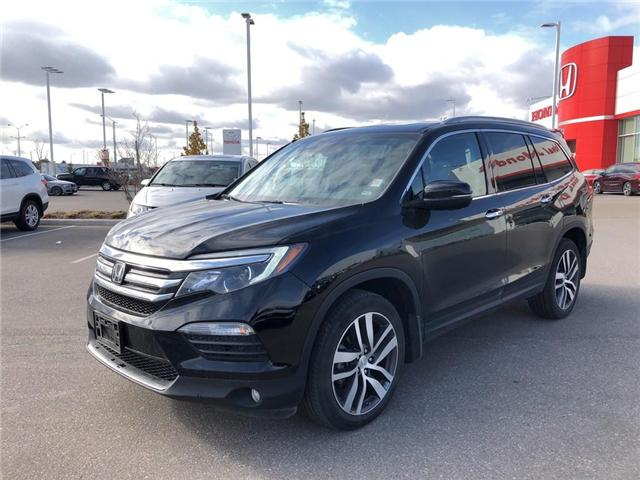 2016 Honda Pilot Touring (Stk: I181702A) in Mississauga - Image 2 of 19