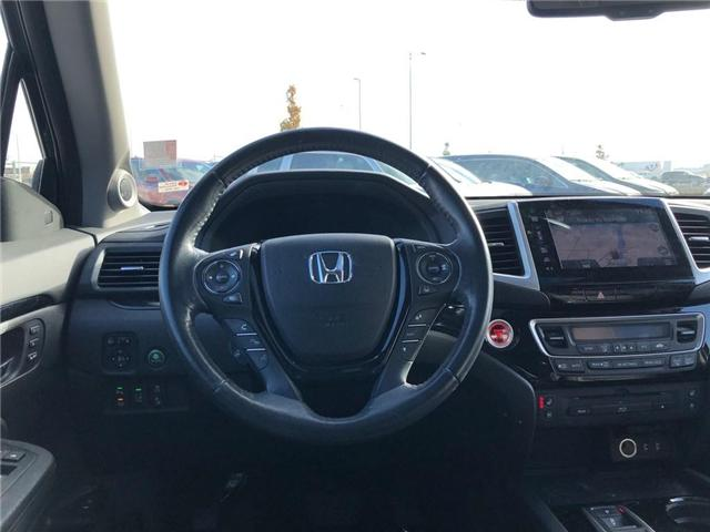 2016 Honda Pilot Touring (Stk: I181702A) in Mississauga - Image 16 of 19