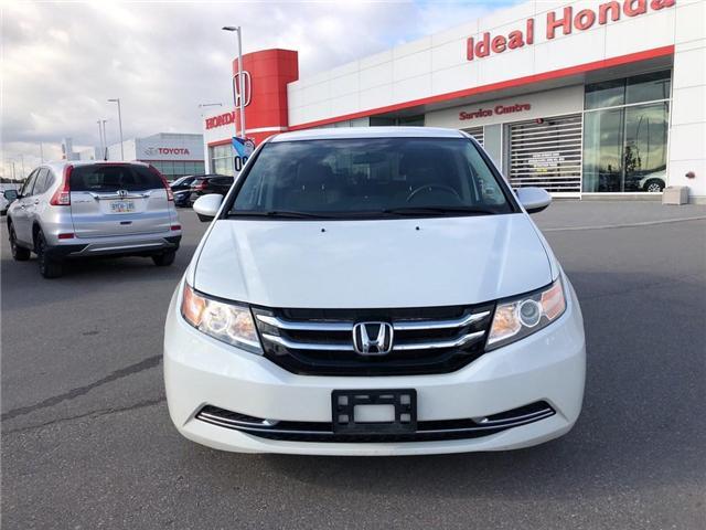 2016 Honda Odyssey EX (Stk: 66911) in Mississauga - Image 2 of 20