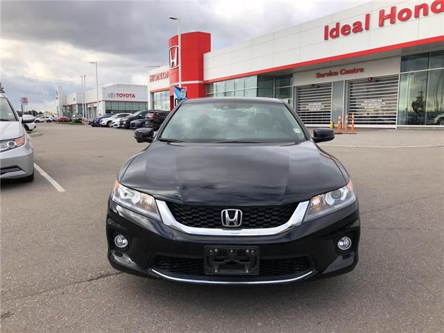2015 Honda Accord EX-L-NAVI (Stk: I181559A) in Mississauga - Image 2 of 22