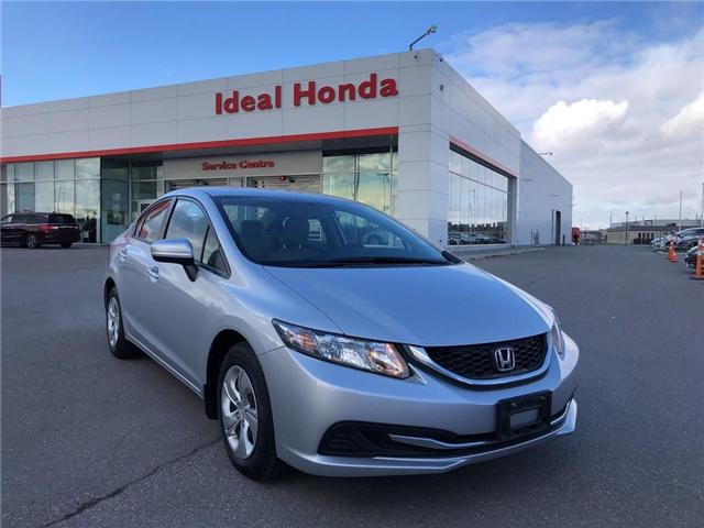 2015 Honda Civic LX (Stk: 66906) in Mississauga - Image 1 of 20