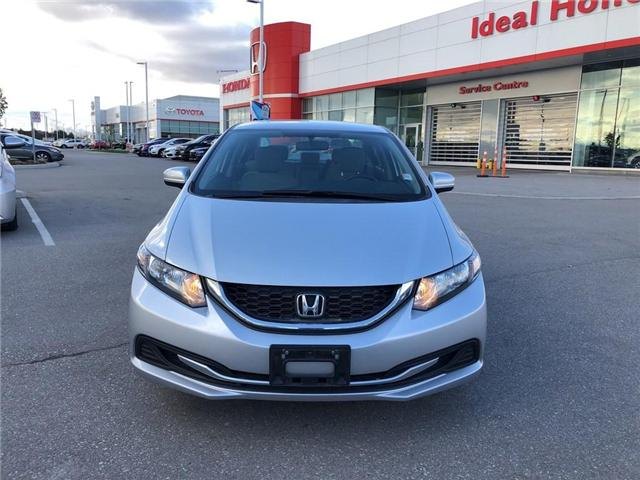 2015 Honda Civic LX (Stk: 66906) in Mississauga - Image 2 of 20