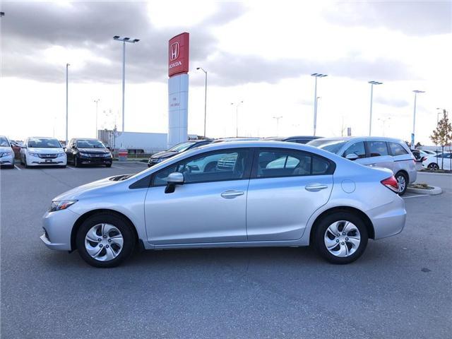 2015 Honda Civic LX (Stk: 66906) in Mississauga - Image 4 of 20
