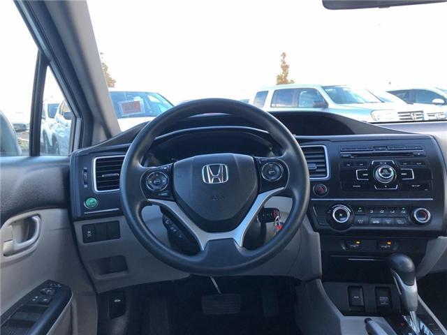 2015 Honda Civic LX (Stk: 66906) in Mississauga - Image 17 of 20
