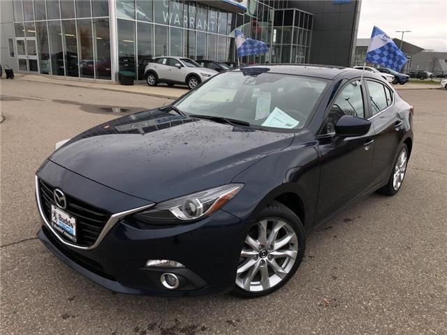 2016 Mazda Mazda3 GT (Stk: 16173A) in Oakville - Image 9 of 23