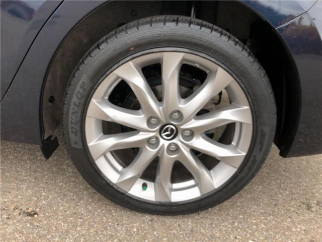2016 Mazda Mazda3 GT (Stk: 16173A) in Oakville - Image 10 of 23