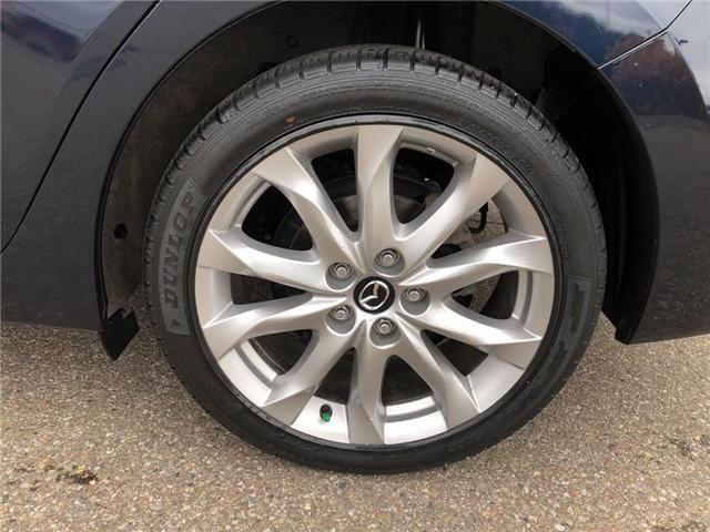 2016 Mazda Mazda3 GT (Stk: 16173A) in Oakville - Image 11 of 23
