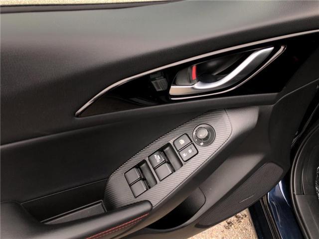2016 Mazda Mazda3 GT (Stk: 16173A) in Oakville - Image 14 of 23