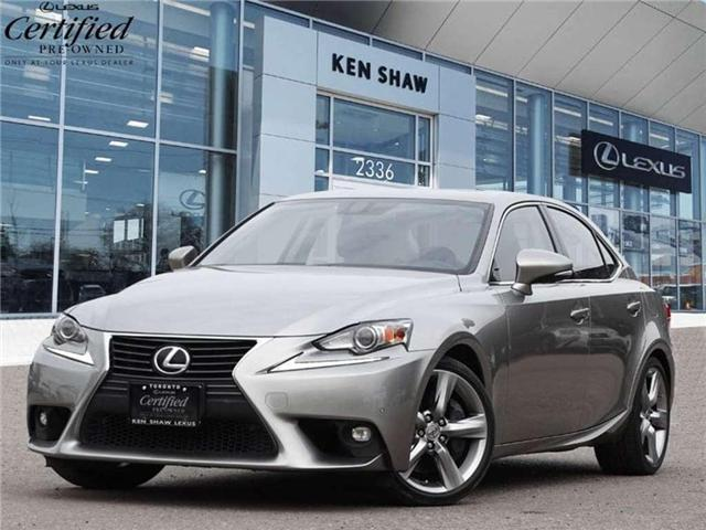 2016 Lexus IS 350 Base (Stk: 15727A) in Toronto - Image 1 of 20