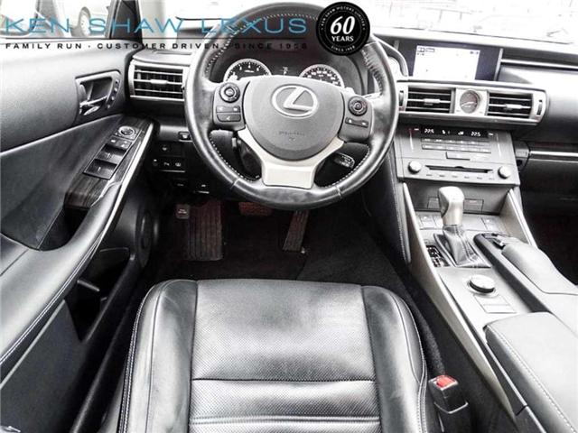 2016 Lexus IS 350 Base (Stk: 15727A) in Toronto - Image 13 of 20