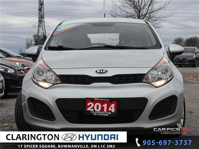 2014 Kia Rio LX+ (Stk: 18799A) in Clarington - Image 2 of 27