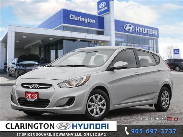 2013 Hyundai Accent GL (Stk: 18437A) in Clarington - Image 1 of 26