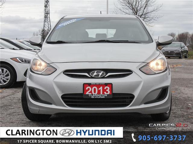 2013 Hyundai Accent GL (Stk: 18437A) in Clarington - Image 2 of 26