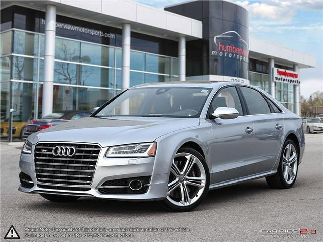 2015 Audi S8 4.0T (Stk: 18MSX704) in Mississauga - Image 1 of 27