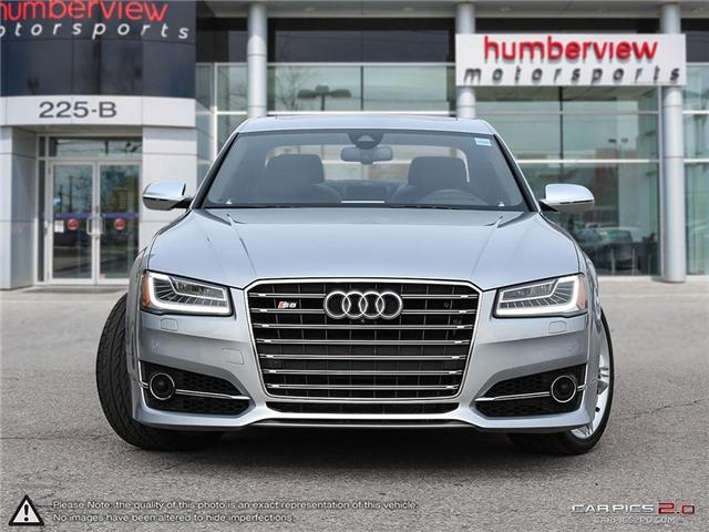 2015 Audi S8 4.0T (Stk: 18MSX704) in Mississauga - Image 2 of 27