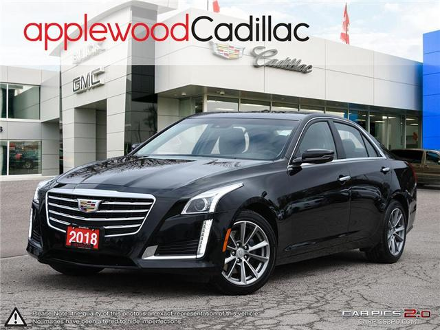 2018 Cadillac CTS 3.6L Luxury (Stk: 5041P) in Mississauga - Image 1 of 27