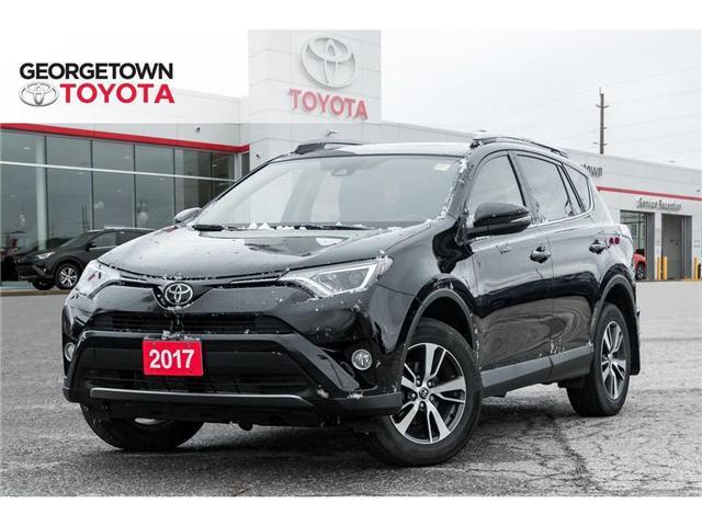 2017 Toyota RAV4  (Stk: 17-42416) in Georgetown - Image 1 of 20
