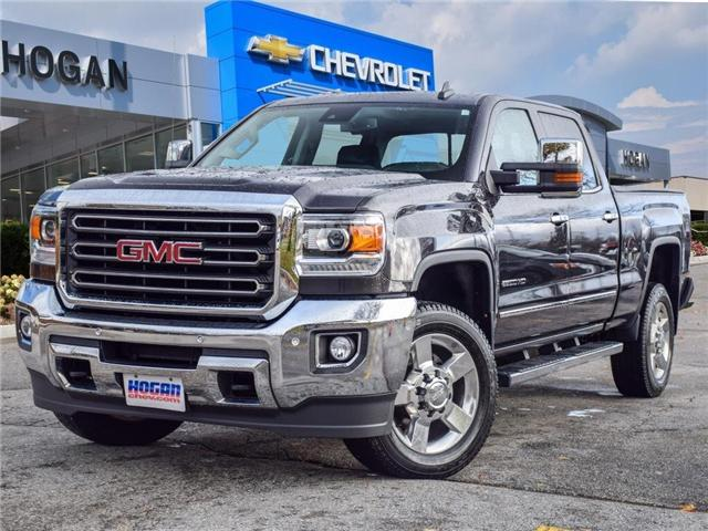 2016 GMC Sierra 2500HD SLT (Stk: A226483) in Scarborough - Image 1 of 29