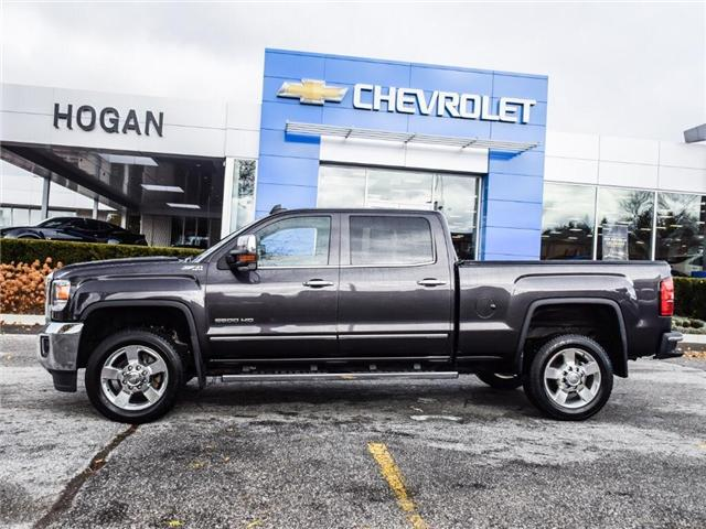 2016 GMC Sierra 2500HD SLT (Stk: A226483) in Scarborough - Image 2 of 29