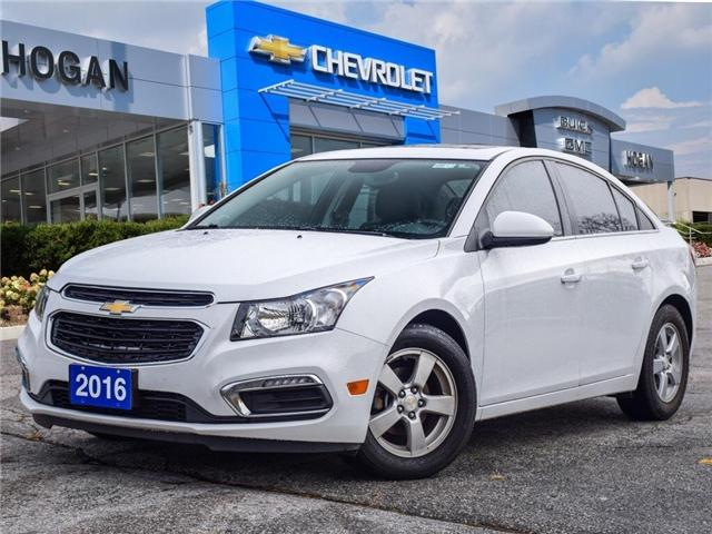2016 Chevrolet Cruze Limited 2LT (Stk: W3207604) in Scarborough - Image 1 of 25