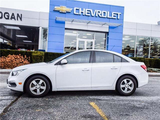2016 Chevrolet Cruze Limited 2LT (Stk: W3207604) in Scarborough - Image 2 of 25