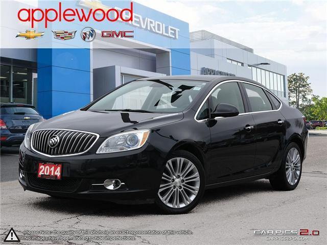 2014 Buick Verano Base (Stk: 5659P) in Mississauga - Image 1 of 27