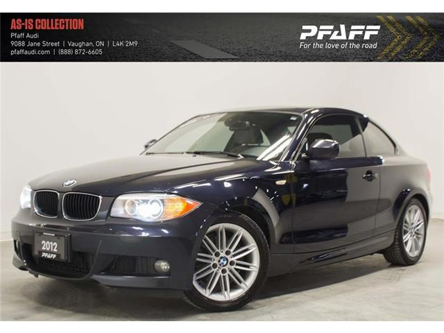 2012 BMW 128i  (Stk: C6290A) in Vaughan - Image 1 of 12
