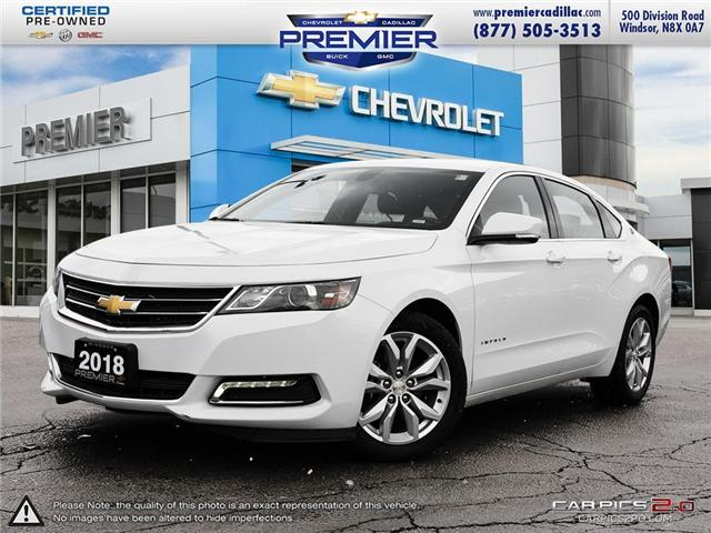 2018 Chevrolet Impala 1LT (Stk: P18247) in Windsor - Image 1 of 29