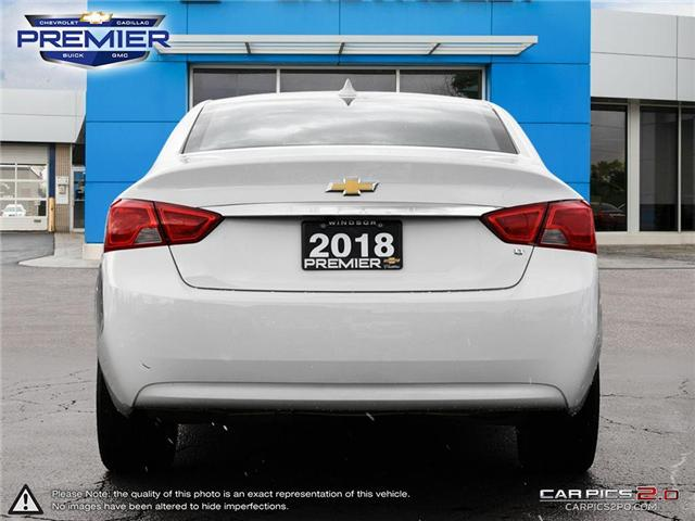 2018 Chevrolet Impala 1LT (Stk: P18247) in Windsor - Image 5 of 29