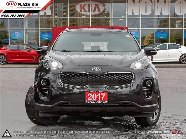 2017 Kia Sportage  (Stk: P450) in Richmond Hill - Image 2 of 27