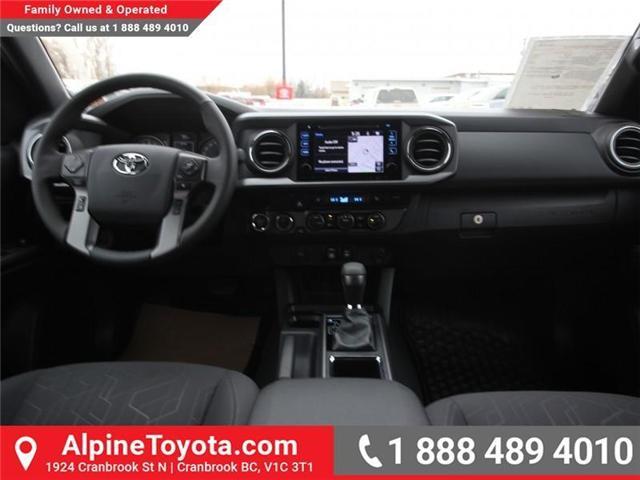 2019 Toyota Tacoma SR5 V6 (Stk: X039142) in Cranbrook - Image 10 of 17