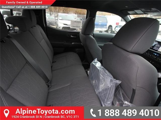 2019 Toyota Tacoma SR5 V6 (Stk: X039142) in Cranbrook - Image 12 of 17