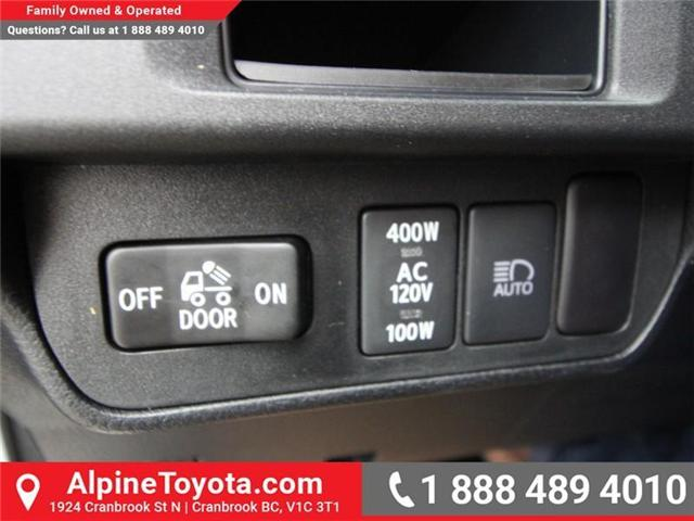 2019 Toyota Tacoma SR5 V6 (Stk: X039142) in Cranbrook - Image 15 of 17