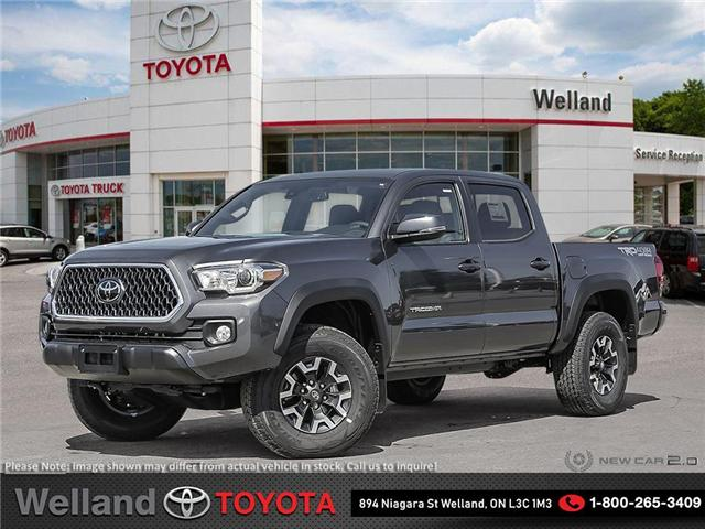 2019 Toyota Tacoma TRD Off Road (Stk: TAC6199) in Welland - Image 1 of 24