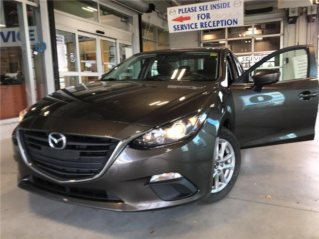 2015 Mazda Mazda3 GS (Stk: M819) in Ottawa - Image 1 of 20