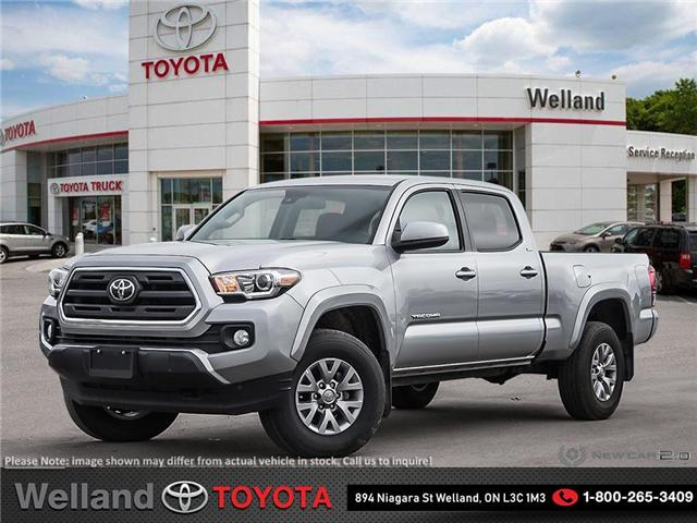 2019 Toyota Tacoma SR5 V6 (Stk: TAC6198) in Welland - Image 1 of 24