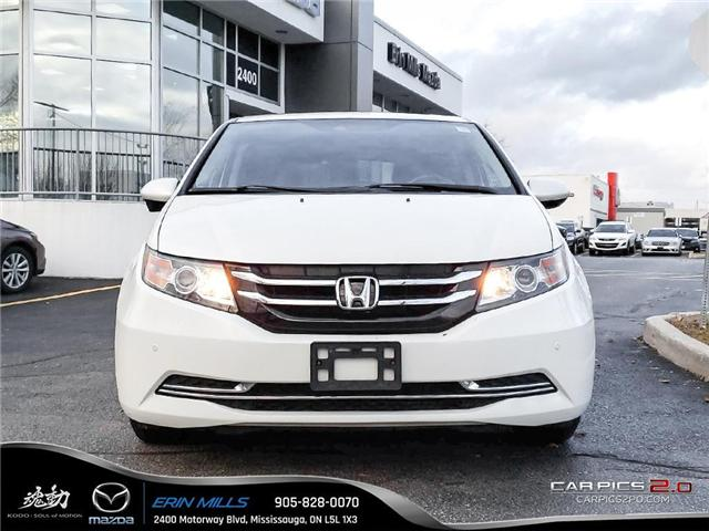 2017 Honda Odyssey EX-L (Stk: 19-0027A) in Mississauga - Image 2 of 19