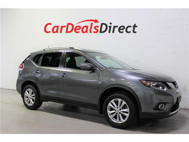 2015 Nissan Rogue  (Stk: 757460) in Vaughan - Image 1 of 30