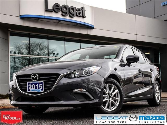 2015 Mazda Mazda3 GS AUTOMATIC, REAR CAMERA (Stk: 1716) in Burlington - Image 1 of 20