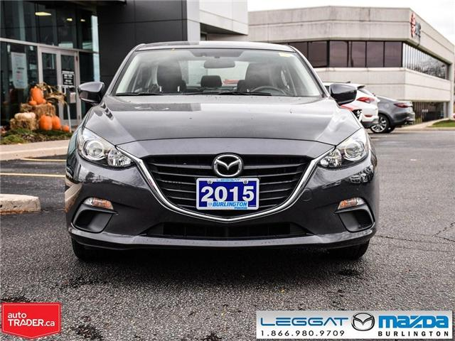 2015 Mazda Mazda3 GS AUTOMATIC, REAR CAMERA (Stk: 1716) in Burlington - Image 2 of 20
