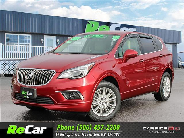 2018 Buick Envision Preferred (Stk: 181206A) in Fredericton - Image 1 of 24