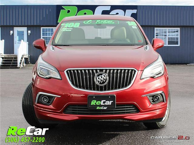 2018 Buick Envision Preferred (Stk: 181206A) in Fredericton - Image 2 of 24