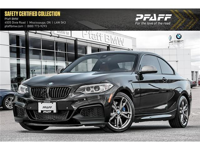 2017 BMW M240i xDrive (Stk: DP101) in Mississauga - Image 1 of 22