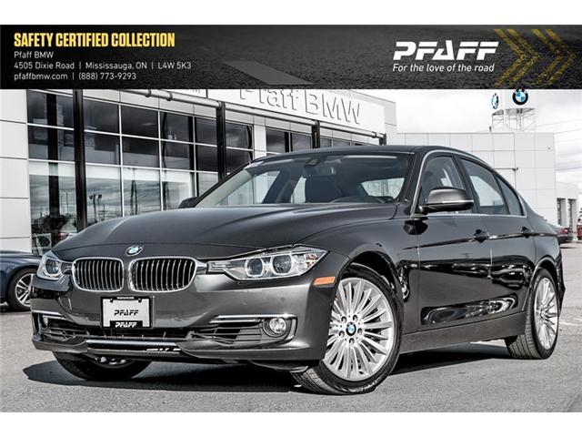 2014 BMW 328i xDrive (Stk: U5179) in Mississauga - Image 1 of 15