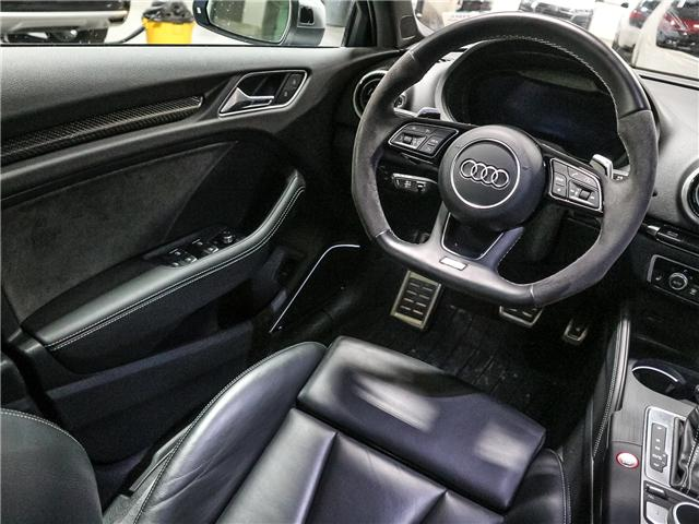 2018 Audi RS 3 2.5T (Stk: P2942) in Toronto - Image 13 of 29