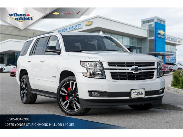 2018 Chevrolet Tahoe Premier (Stk: 339570) in Richmond Hill - Image 1 of 20