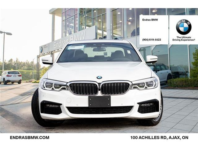 2019 BMW 530i xDrive (Stk: 52415) in Ajax - Image 2 of 22