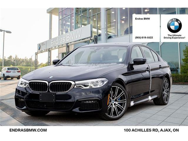 2019 BMW 540i xDrive (Stk: 52419) in Ajax - Image 1 of 22